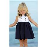 Thời trang trẻ em : Váy HQ0110