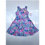 Thời trang trẻ em : Váy jumping beans - hoa xám