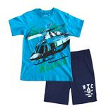 Thời trang trẻ em : Bộ Gap - trực thăng