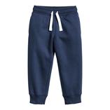 Thời trang trẻ em : Quần nỉ HM - xanh navy đậm (xanh đen )
