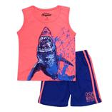 Thời trang trẻ em : Bộ Oshkosh đại - Cá Mập 3