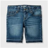 Thời trang trẻ em : Quần short jean bé gái - 02