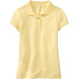 Thời trang trẻ em : Áo Polo - Old Navy, Vàng nhạt