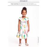 Thời trang trẻ em : Váy Old Navy - Hoa vàng