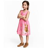 Thời trang trẻ em : Váy HM - Thỏ và bướm