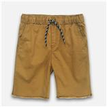 Thời trang trẻ em : Quần short kaki-Vàng Da Bò