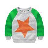 Thời trang trẻ em : Áo nỉ First05 - Ngôi sao