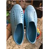 Giày Native Eva - xanh da trời