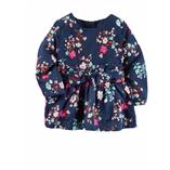 Thời trang trẻ em : Áo Carter's tay dài - 04 (Nơ eo)