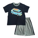 Thời trang trẻ em : Bộ Place -  Xe tải