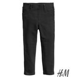 Thời trang trẻ em : Quần jeging da H&M - đen