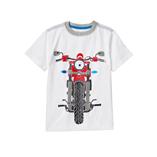 Thời trang trẻ em : Áo thun Gymboree - Mô tô