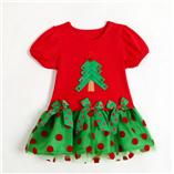 Thời trang trẻ em : Váy cool elves  HQ071