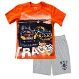 Thời trang trẻ em : Bộ Gap - xe đua