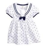 Thời trang trẻ em : Váy thủy thủ HM
