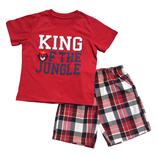 Thời trang trẻ em : Bộ Place size đại - KING
