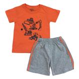 Thời trang trẻ em : Bộ thun Oshkosh-Cam