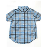 Thời trang trẻ em : Áo sơ mi Polo018 - Sọc 03