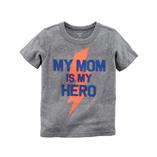 Thời trang trẻ em : áo thun Carter's - hero