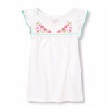 Thời trang trẻ em : Áo thun Place - Cánh tiên trắng
