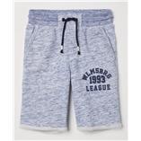 Thời trang trẻ em : Quần Shorts da cá - Xanh Nhat Phay