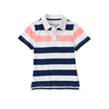 Thời trang trẻ em : Áo thun Gymboree - Sọc cổ bẻ
