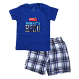 Thời trang trẻ em : Bộ Carter's B013 - Mommy's Hero