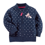 Thời trang trẻ em : Áo khoác Bomber Carter's - Ngưạ Pony
