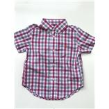 Thời trang trẻ em : Áo sơ mi Polo018 - Sọc 04