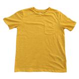 Thời trang trẻ em : Áo thun Gap - Màu vàng nghệ