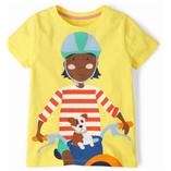 Thời trang trẻ em : First027 - Tớ tập chạy xe