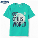 Áo thun Oldnavy - Out of this world
