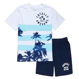 Thời trang trẻ em : Bộ Gap018 - Bình minh trên biển