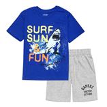 Thời trang trẻ em : Bộ Gap018 - cá mập