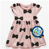 Thời trang trẻ em : Váy Xmax - Nơ