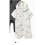 Thời trang trẻ em : Body suit old navy - Voi Trắng