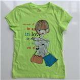 Thời trang trẻ em : Áo thun Place - In Love