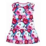 Thời trang trẻ em : Váy Gymboree - hoa hồng