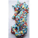 Thời trang trẻ em : Gối cá ngựa 08- Mickey xanh 75cm