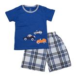 Thời trang trẻ em : Bộ Carter's - Xe hơi