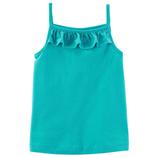 Thời trang trẻ em : Áo 2 dây Carter's - xanh cổ vịt