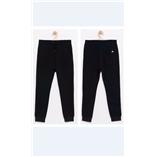 Thời trang trẻ em : Quần nỉ Palomino - Đen túi sau có logo