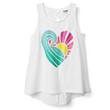 Thời trang trẻ em : áo thun 3 lỗ Gymboree - trái tim