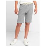 Thời trang trẻ em : Quần Shorts da cá - Ghi xam
