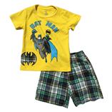 Thời trang trẻ em : Bộ carter's B07 - Batman vàng
