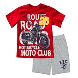 Thời trang trẻ em : Bộ Gap - Moto Club