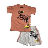 Thời trang trẻ em : Bộ OshKosh nhí - Khủng long
