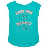 Thời trang trẻ em : Áo arizona - Love you - Mean it
