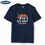 Thời trang trẻ em : Áo thun Oldnavy - Gấu