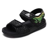 Sandan Adidas - Đen khủng long